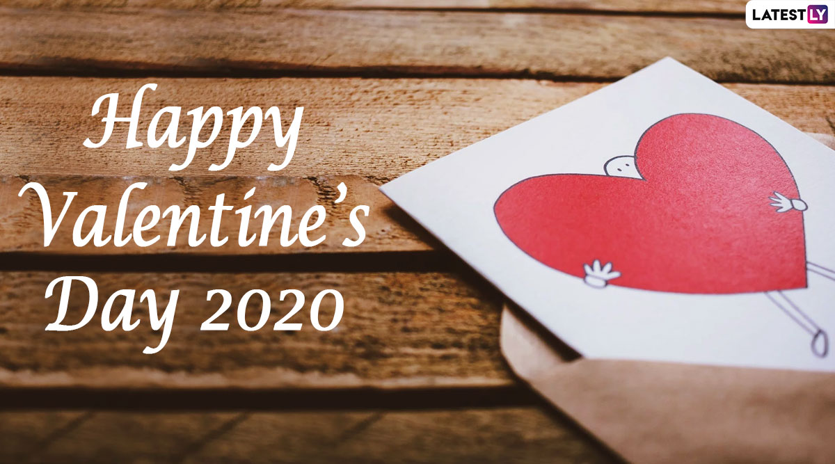 Valentine's Day 2020 Romantic Quotes and Shayari: WhatsApp Stickers, Love GIF Images, Greetings, and Messages to Send Your Lover