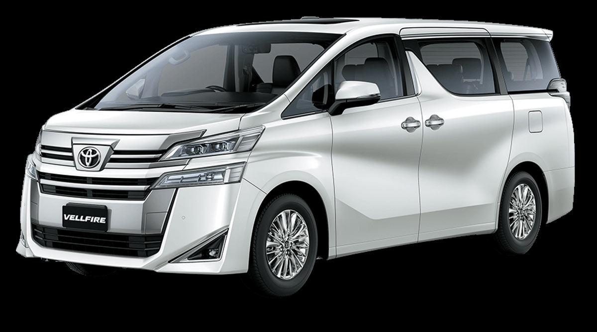 2020 Toyota Vellfire Luxury MPV Launched; Priced in India at Rs 79.5 Lakh
