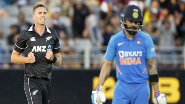 Virat Kohli Dismissed Cheaply in Third ODI Against New Zealand, Registers These Unwanted Records