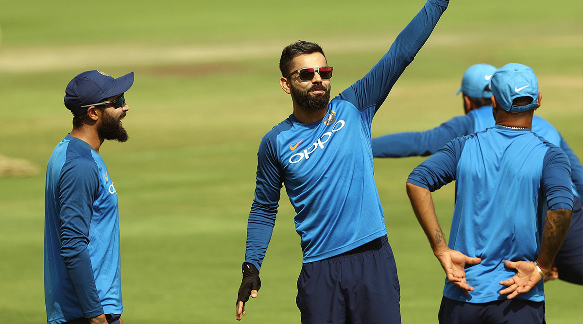 Team India Add New Training Drill 'Turbo Touch' Ahead of Must-Win 2nd Test Match vs New Zealand in Christchurch (Watch Video)