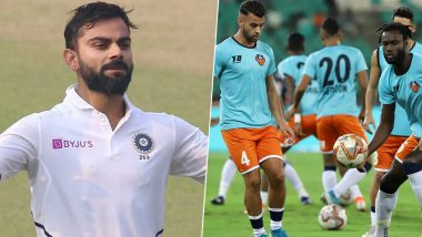 Virat Kohli Ecstatic As FC Goa Become 1st Indian Football Club to Secure Berth in AFC Champions League (See Post)