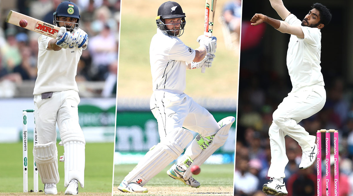 India vs New Zealand 1st Test 2020: Virat Kohli, Kane Williamson, Jasprit Bumrah & Other Key Players to Watch Out for in Wellington