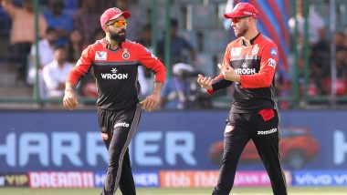 Virat Kohli Sends Birthday Wishes to Ab De Villiers With a Heart-Warming Message, See Post