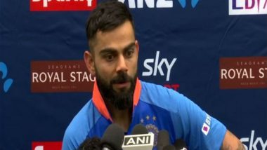 Virat Kohli Says 'IPL, Not New Zealand ODIs, Right Platform' for T20 World Cup Preparations