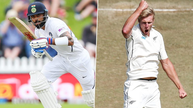 Virat Kohli vs Kyle Jamieson and Other Exciting Mini Battles to Watch Out for During India vs New Zealand 2nd Test 2020 in Christchurch