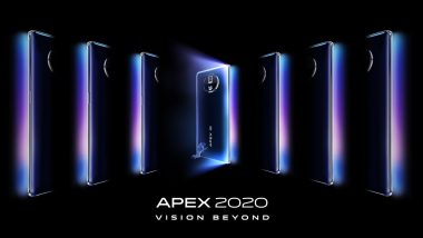 Vivo Apex 2020 Concept Smartphone Officially Revealed; Check Price, Features, Variants & Specifications