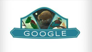 Waitangi Day 2020 Google Doodle: Search Engine Celebrates New Zealand's National Day Portraying Their Bird Fauna