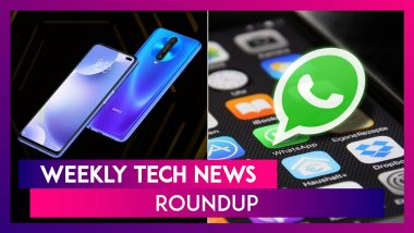 Weekly Tech Roundup: Galaxy Z Flip, IQOO 3, Poco X2, Realme C3, Galaxy S20 Series & More