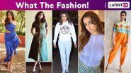 What the Fashion! Janhvi Kapoor, Mira Kapoor, Taapsee Pannu, Priyanka Chopra and Shraddha Kapoor Make Some Modest and Modish Purchases!