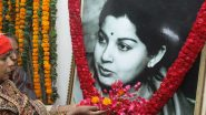 Jayalalithaa 72nd Birth Anniversary: Know Interesting Facts About 'Amma' of Tamil Nadu