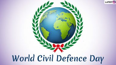World Civil Defence Day 2020: Celebrating Global Efforts to  Protect Citizens From Military Attacks & Natural Disasters; All Facts Here