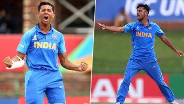 Yashasvi Jaiswal, Ravi Bishnoi and Kartik Tyagi Included in ICC U19 World Cup Team of the Tournament
