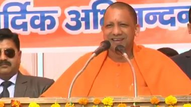 Yogi Adityanath to Visit Mumbai on December 2, to Meet Industrialists and Bollywood Celebrities