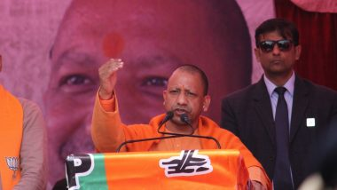 Bihar Assembly Elections 2020: Uttar Pradesh CM Yogi Adityanath Set to Address 6 Poll Rallies in the Poll-Bound State