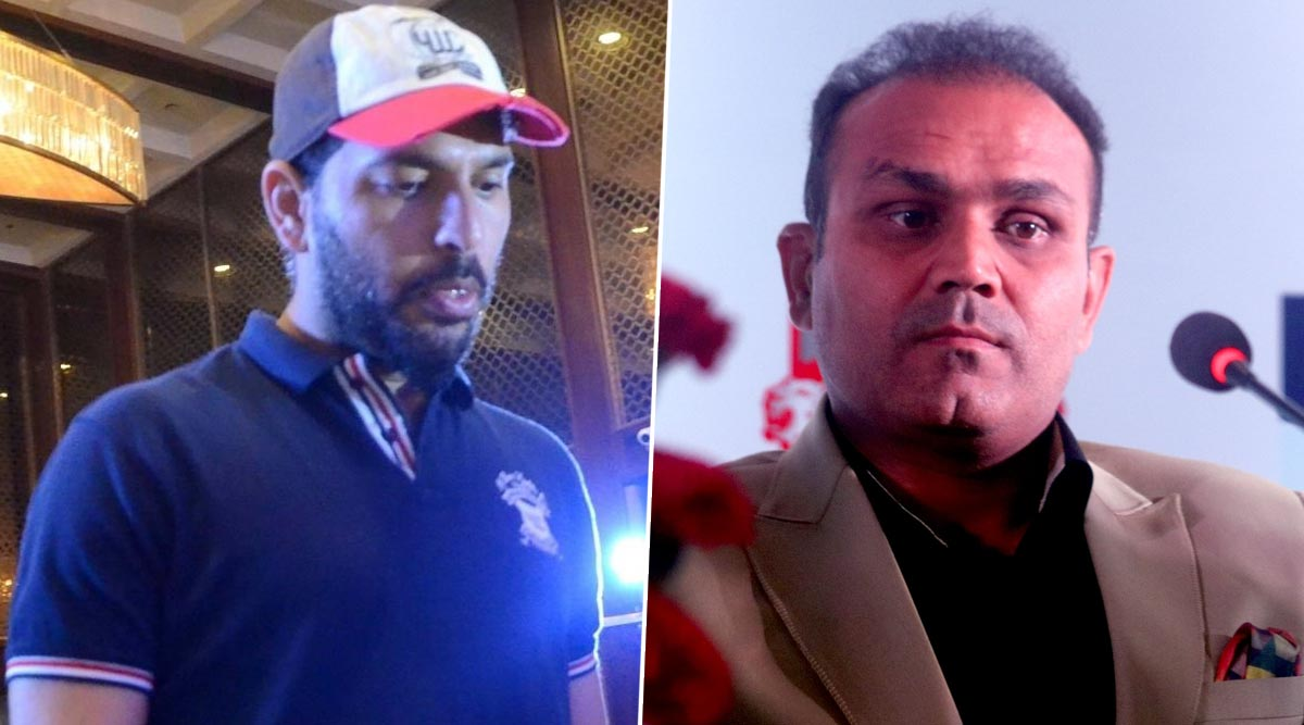 Delhi Violence: Yuvraj Singh, Virender Sehwag and Others From Cricket Fraternity Left Heartbroken, Appeal to Maintain 'Peace & Harmony'
