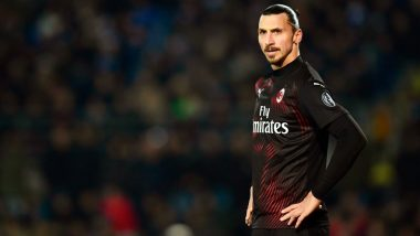 Zlatan Ibrahimovic Considering Retirement At the End of the Season: Report