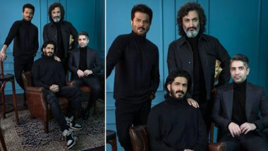 Anil Kapoor Announces The Beginning Of Abhinav Bindra Biopic Shoot Starring Harshvardhan Kapoor (View Pic)