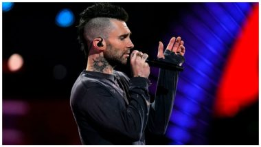 Maroon 5 Lead Singer Adam Levine Apologises to Fans in Chile for Bad Show