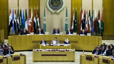 Arab Foreign Ministers Reject US Middle East Peace Plan During Emergency Meet in Cairo