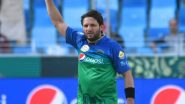 Shahid Afridi Holds Ration Drive for Minorities in Pakistan, Urges Everyone to Stay at Home Amid Coronavirus Crisis