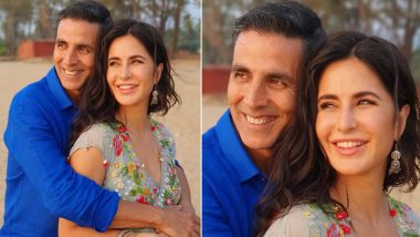 Katrina Kaif and Akshay Kumar Post a New Still From Sooryavanashi Making Us More Eager For The Film
