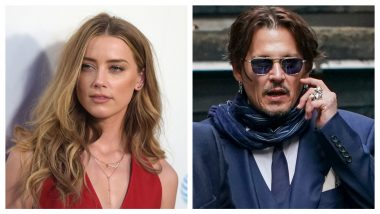 Amber Heard Takes to the Witness Box in Libel Case, Accuses Johnny Depp of Physical and Verbal Abuse