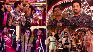 Shubh Mangal Zyada Saavdhan Song Arey Pyaar Kar Le: Ayushmann Khurrana-Jitendra Give a Contemporary Twist To The Bappi Lahiri Hit (Watch Video)