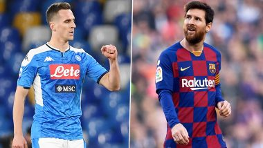 NAP vs BAR Dream11 Prediction in UEFA Champions League 2019–20: Tips to Pick Best Team for Napoli vs Barcelona Football Match