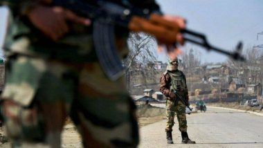 Jammu And Kashmir: Terrorists Attack Indian Army's Road Opening Party in HMT Area of Srinagar