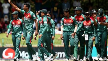 World Champions Bangladesh U19 Team Given Hero's Welcome on Return from South Africa