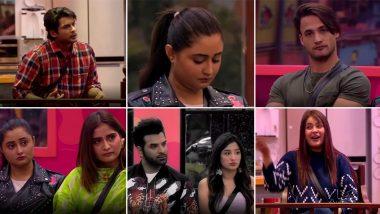 Bigg Boss 13 Day 137 Highlights: Sidharth Shukla Reveals a Dark Secret About Rashami Desai