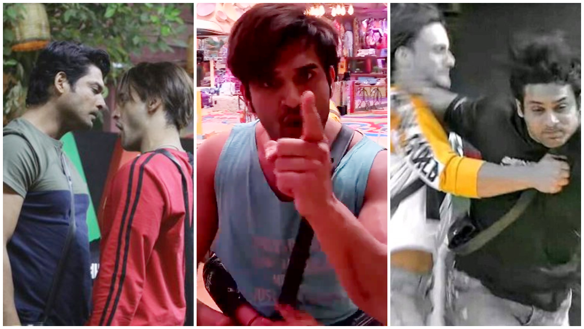 Bigg Boss 13, a Celebration of Toxic Masculinity Flaunted by Sidharth Shukla, Asim Riaz and Paras Chhabra