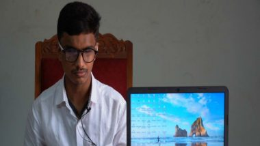 Kerala SSLC 10th Board Exam 2020: Minister Allows Visually Impaired Student to Write Exams with Computer