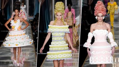 Milan Fashion Week 2020: Catwalk to Cakewalk, Moschino Had the Sweetest Closing for Its Fall/Winter Collection