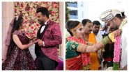 Bigg Boss Kannada 5 Contestants Chandan Shetty And Niveditha Gowda Get Married In Mysore (See Pics)