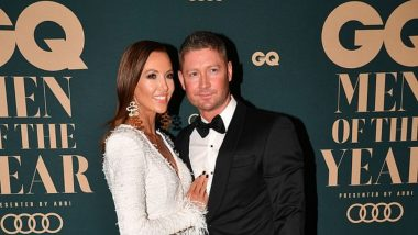 Michael Clarke Announces Separation With Wife Kyly After Seven Years of Marriage, Divorce Suit Worth Rs 192 crore