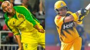 Cricket Week Recap: From Ashton Agar's Hat-trick to Kamran Akmal's Century in PSL 2020, A Look at Finest Individual Performances