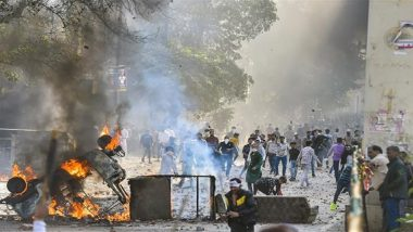 Delhi Police Denies Informing MHA of 'Shortage of Forces' That Allegedly Led to Fatal Violence