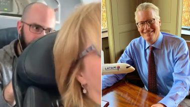 Delta CEO Ed Bastian Weighs In on Viral Airline Seat Recline Debate, Says Passengers Should Ask Before Reclining! Twitterati Is Divided AGAIN