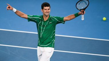 Novak Djokovic Beats Dominic Thiem to Win Australian Open 2020 Men's Singles Title, Clinches his 8th AO Trophy