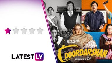 Doordarshan Movie Review: Manu Rishi Chadha, Mahie Gill's Trip Back To The Golden Era Of Television Is Half-Baked And Banal