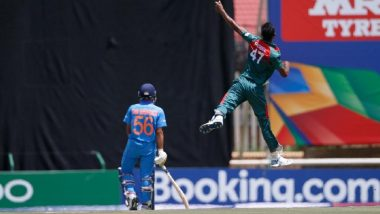 Bangladesh U-19 Pacer Shoriful Islam Says He Was Waiting to Meet India in World Cup Final