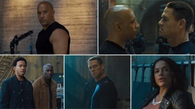 Fast & Furious 9 Trailer: Vin Diesel Fights John Cena In The Gravity-Defying, Explosive First Footage (Watch Video)