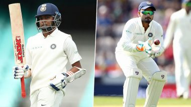 India vs New Zealand 1st Test 2020: Ind Predicted Playing XI; Prithvi Shaw Set for Test Comeback, Rishabh Pant to Don the Gloves