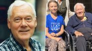 Greta Thunberg's Grandfather Olof Thunberg Dies, Climate Activist Pays Tribute Sharing Series of Pictures on Twitter