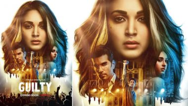 Guilty First Poster Out! Kiara Advani Goes Grunge In This Netflix Original, Trailer To Be Out Tomorrow