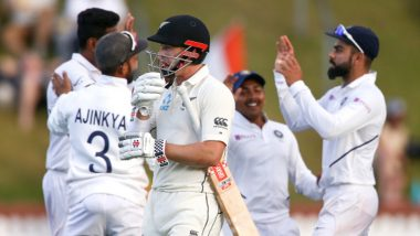 Live Cricket Streaming of India vs New Zealand 1st Test 2020 Day 3 on Hotstar: Check Live Cricket Score Online, Watch Free Telecast of IND vs NZ Match on Star Sports