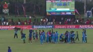 Bangladesh Pacer Shoriful Islam Opens up About 'Dirty' Post-Match Celebration after U19 WC Win, Says, 'Wanted India to Know How It Feels'