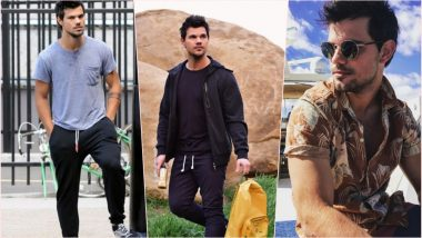 Taylor Lautner Birthday Special: Five Hot Pics of Twilight Star That Prove Why You Are Team Jacob Always