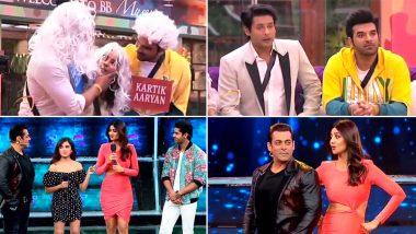 Bigg Boss 13 Weekend Ka Vaar Highlights: Shehnaaz Gill Does Not Deserve to Be in Top 5 As Per the Housemates